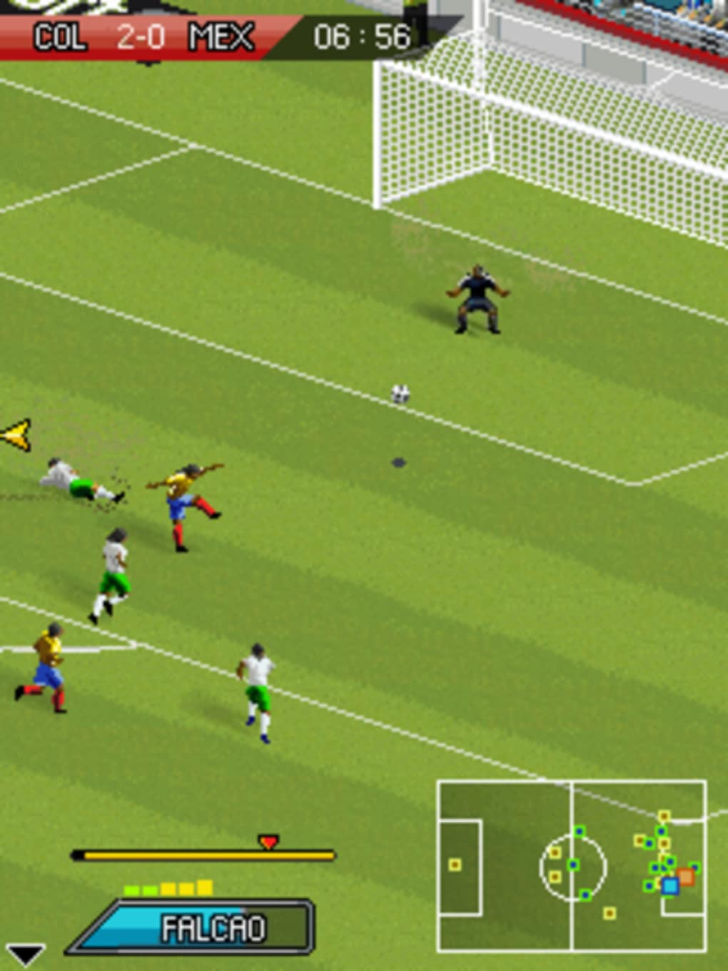 Download real football 2013 240x320 java game dedomil. Net.