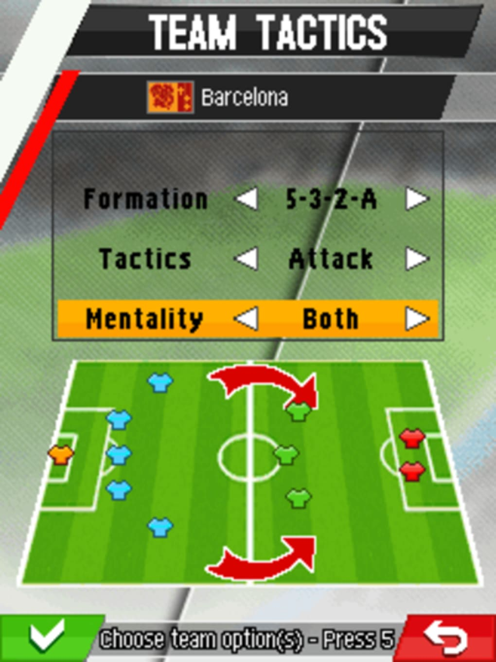 Download real football 2018 mod 2012 (apk+obb file) for android.