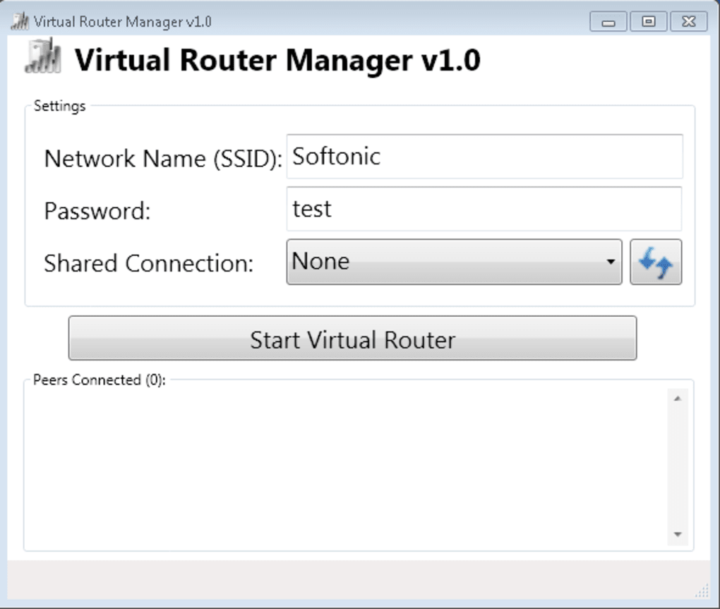 Virtual Router Manager - Download