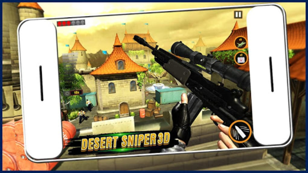 Army Desert Sniper : Free Fire Games-FPS for Android - Download
