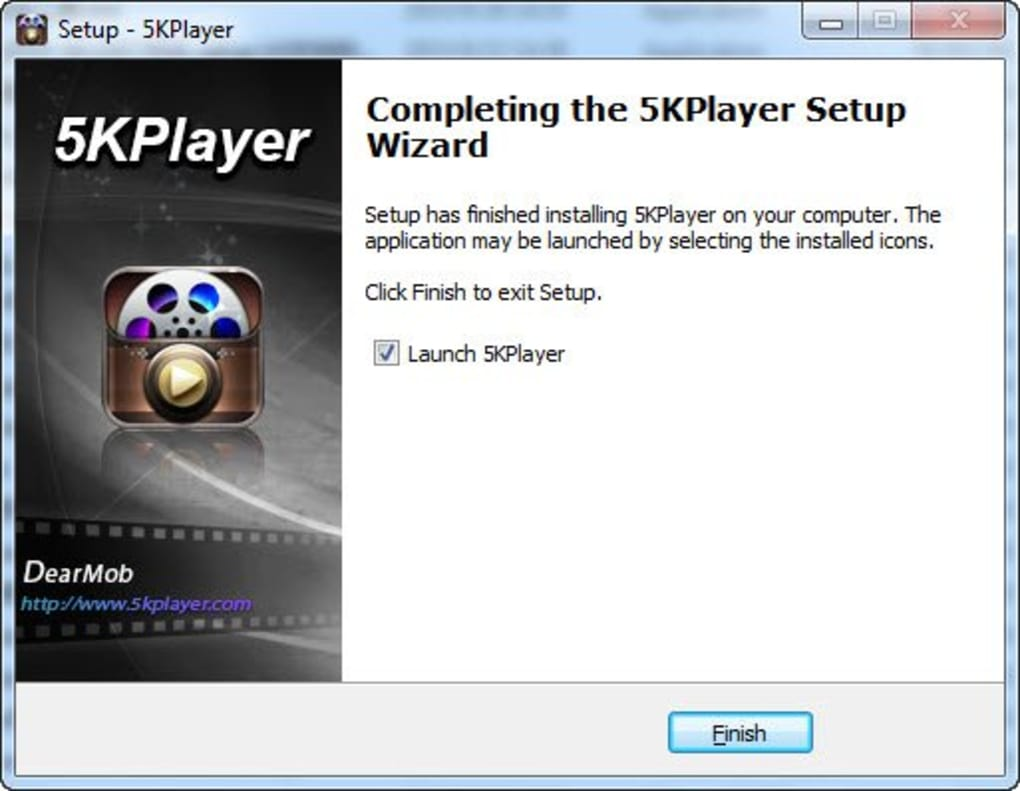 5KPlayer - Download