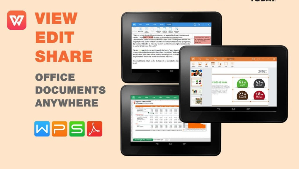 download wps office for android phone