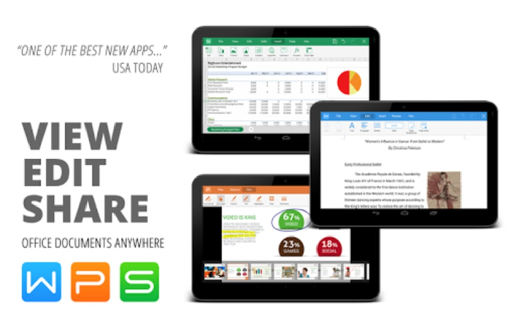WPS Office for Android - Download