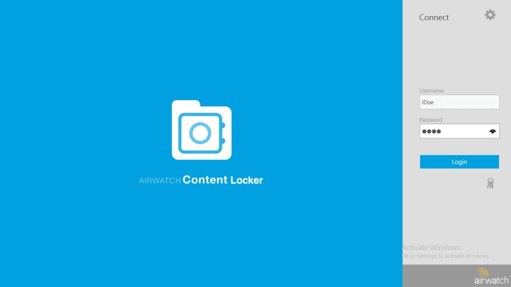 AirWatch - Content Locker - Download