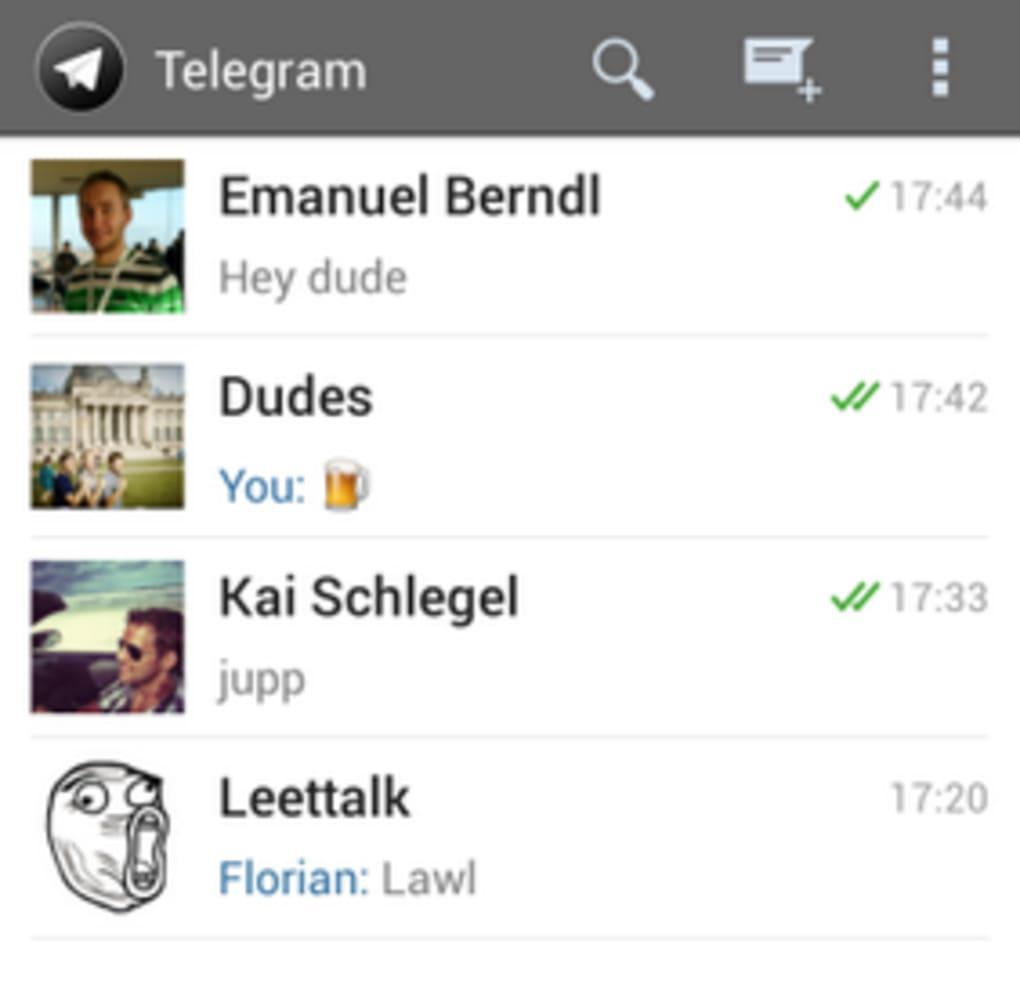 Telegram messenger for blackberry download