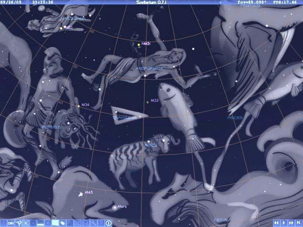 stellarium sur mac
