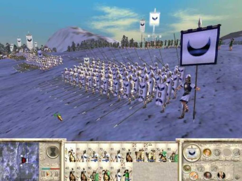 Game movies: rome total war trailer #2 demo movie patch download.