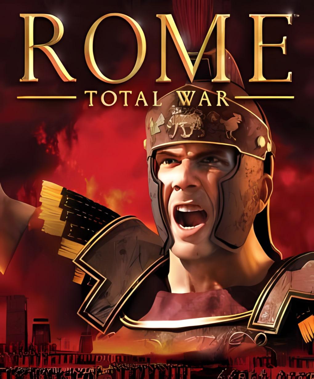 Rome: total war download.