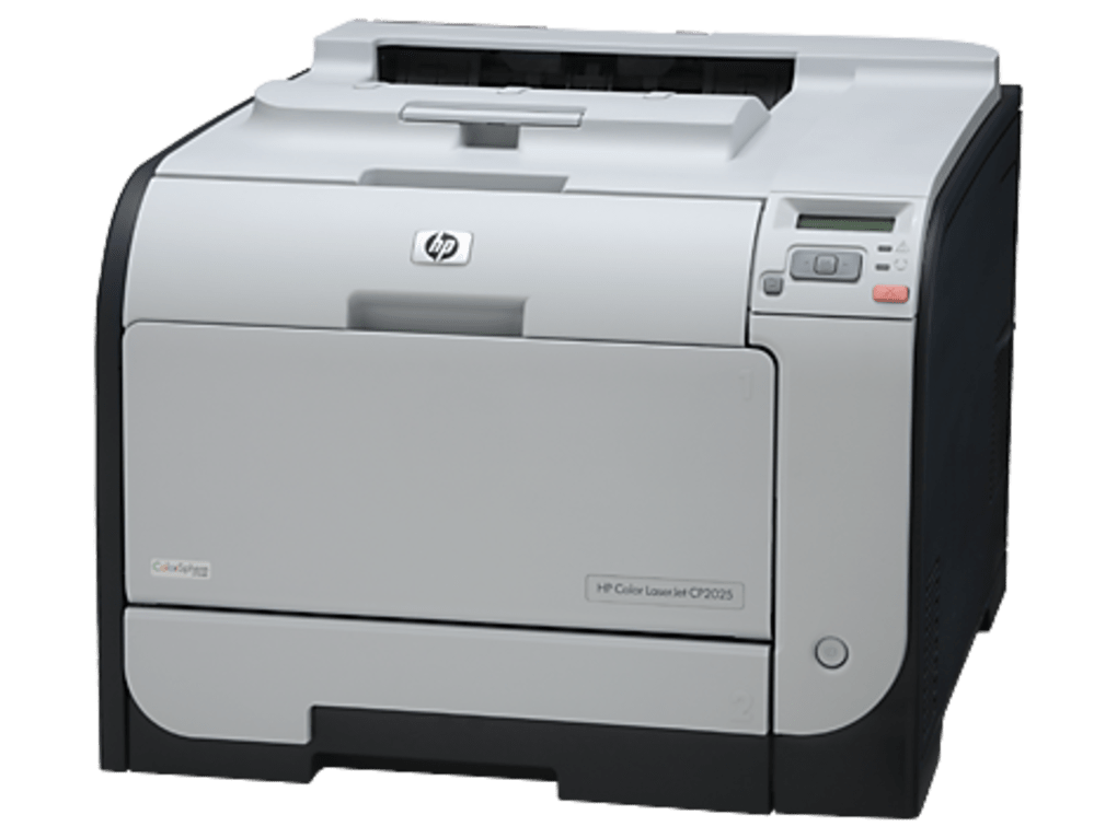 HP Color LaserJet CP2025dn Printer Driver