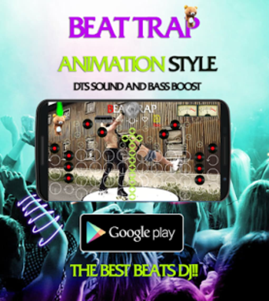 Dj Trap Beat Maker Mix Pads for Android - Download