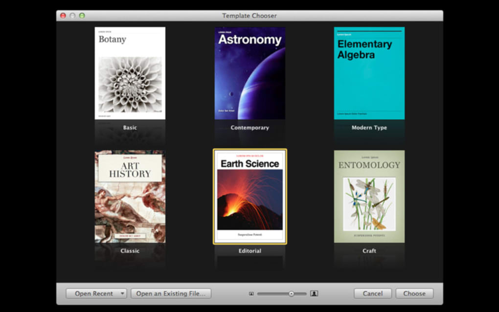 iBooks Author for Mac - Download