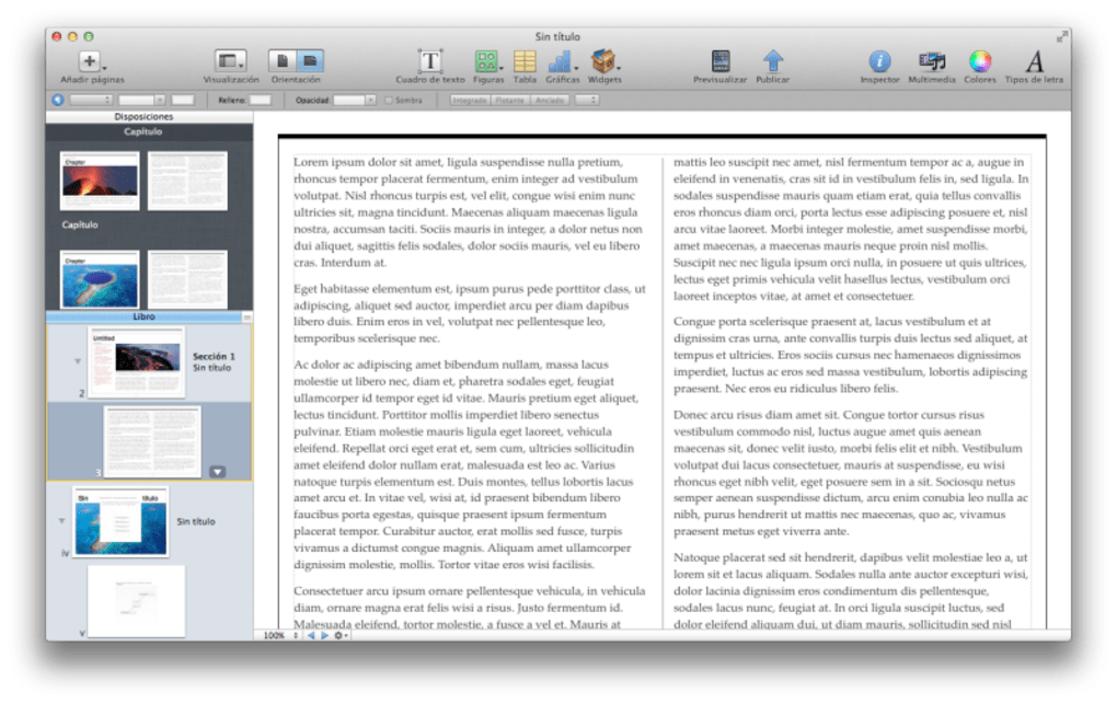 iBooks Author para Mac - Download