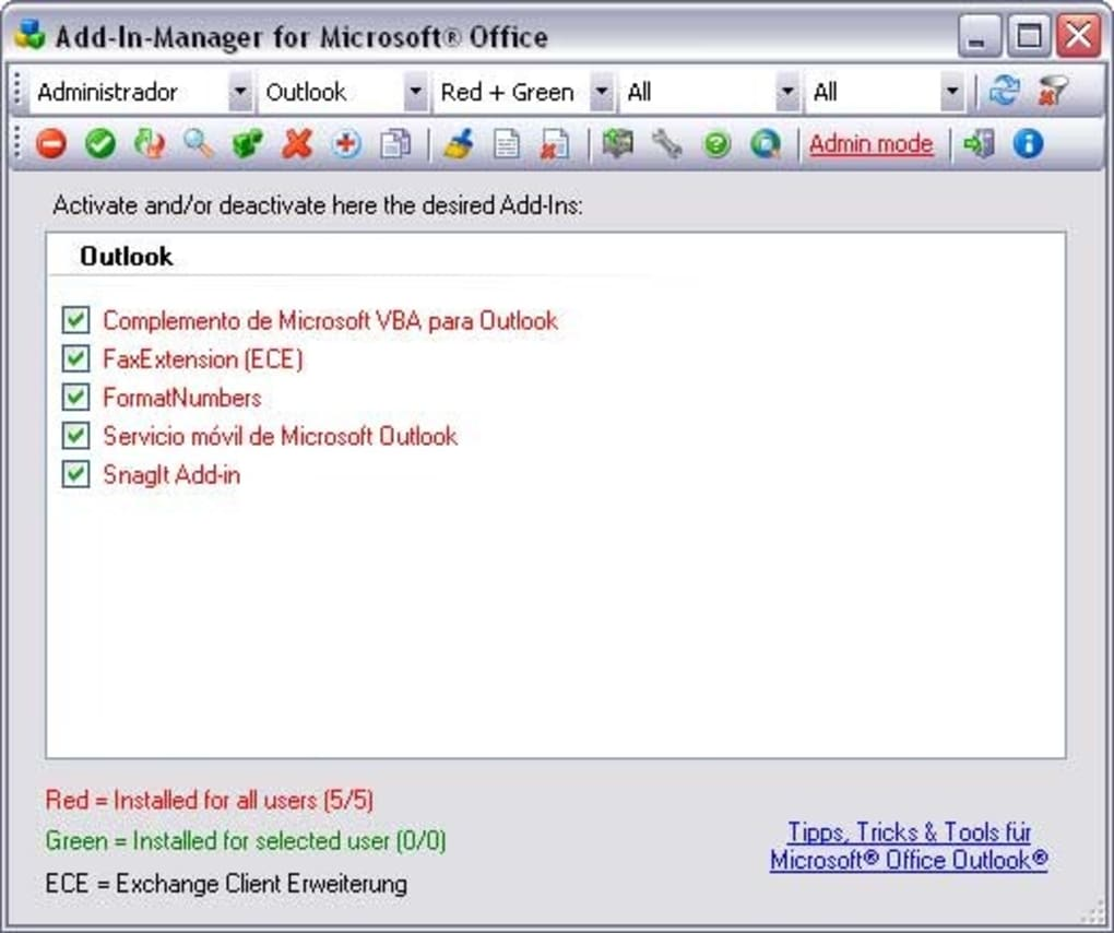 Add-In-Manager - Download
