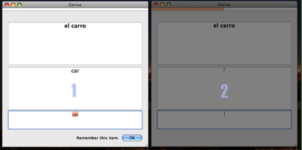 Genius for Mac - Download