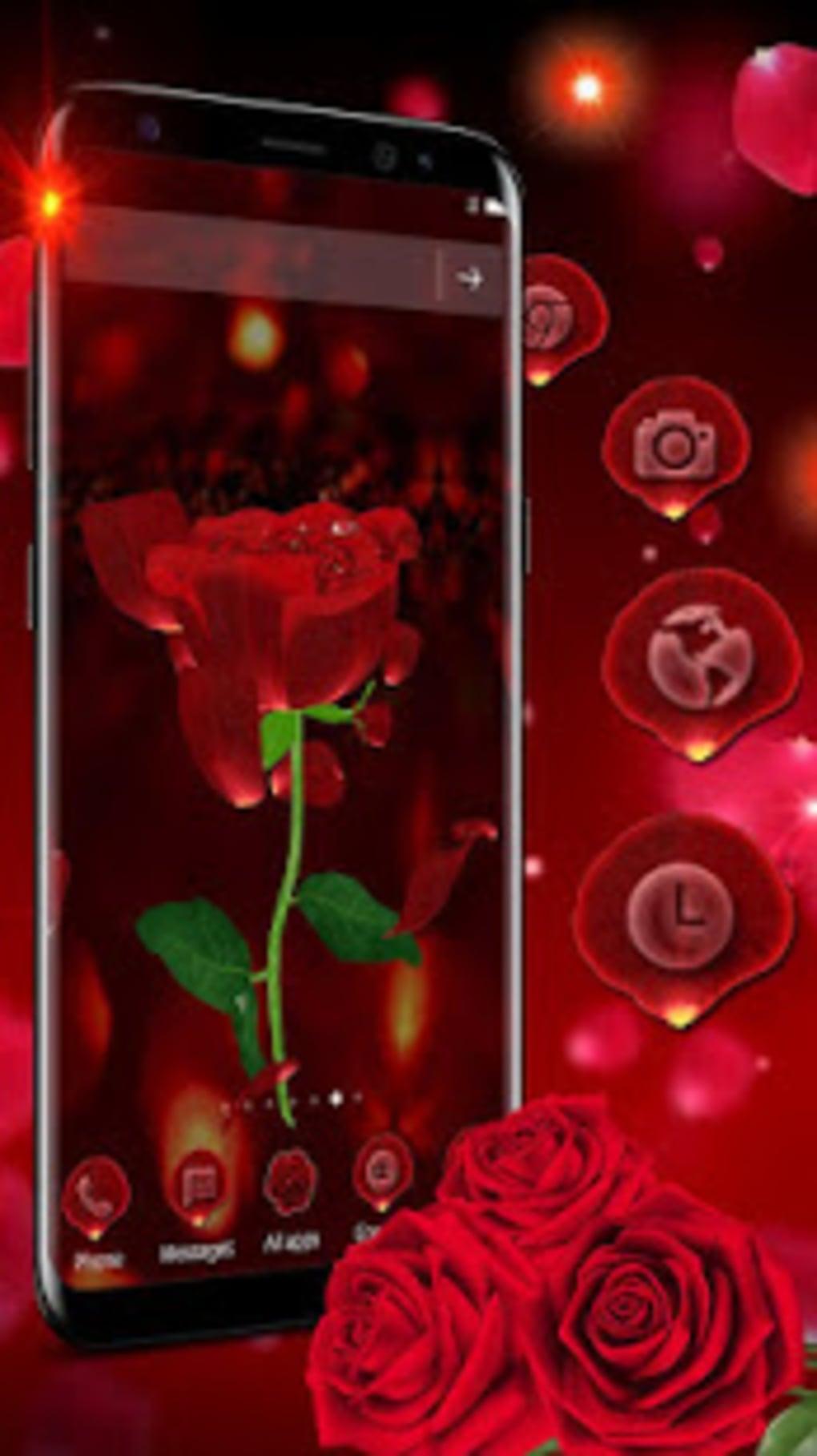 3D Rose Launcher