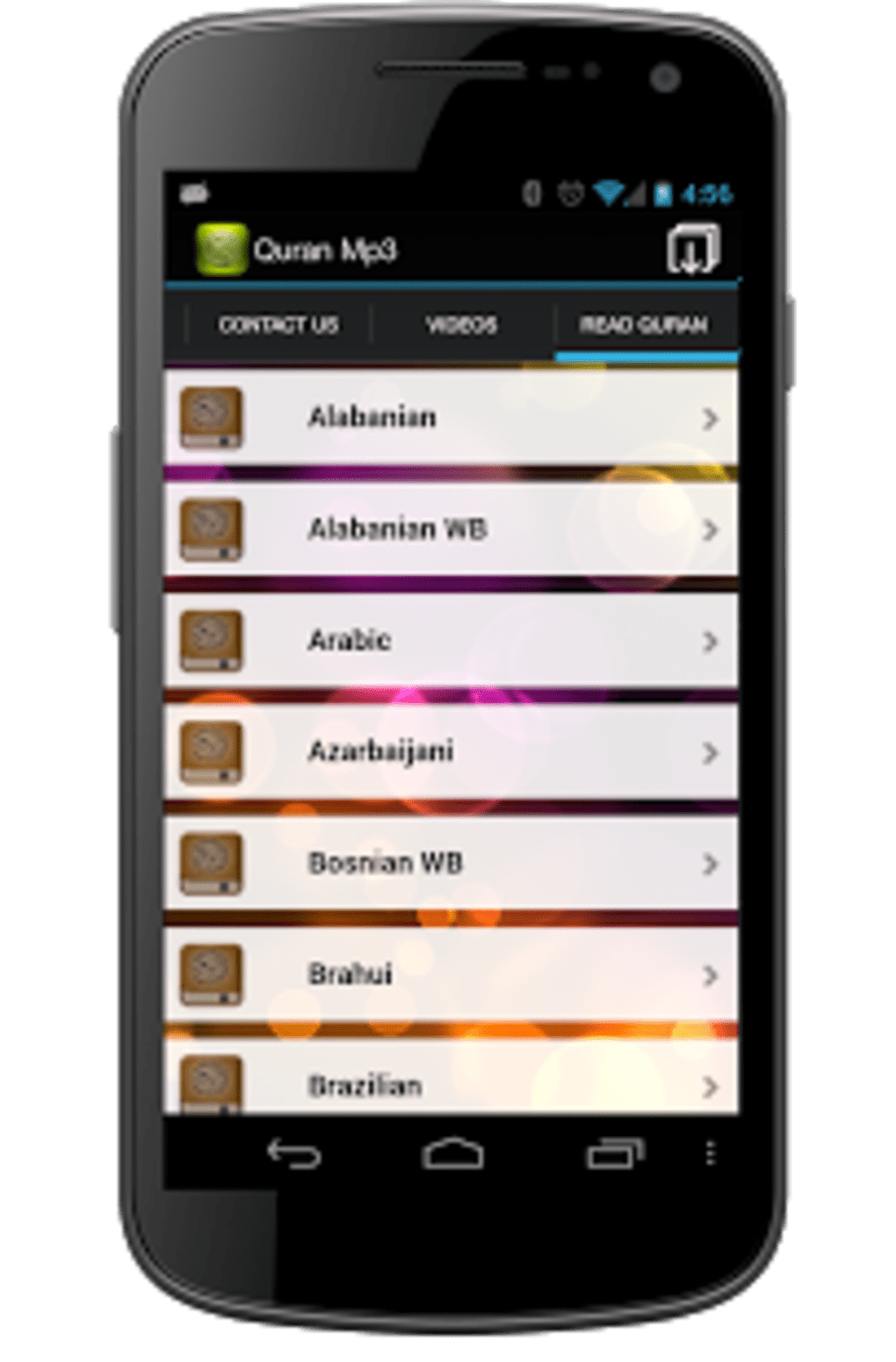 Al Quran MP3 (Full Offline) 3.3 Update