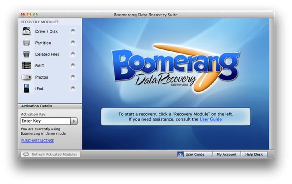 Boomerang für Mac - Download