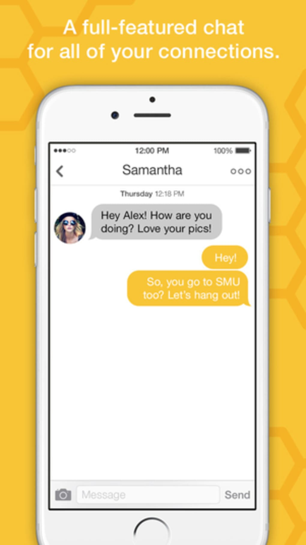 Bumble App for iPhone - Download