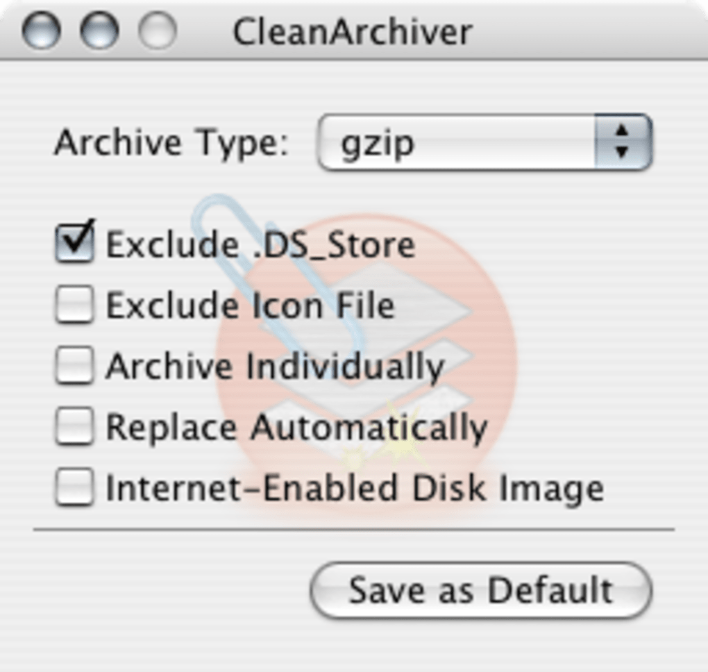 CleanArchiver for Mac - Download