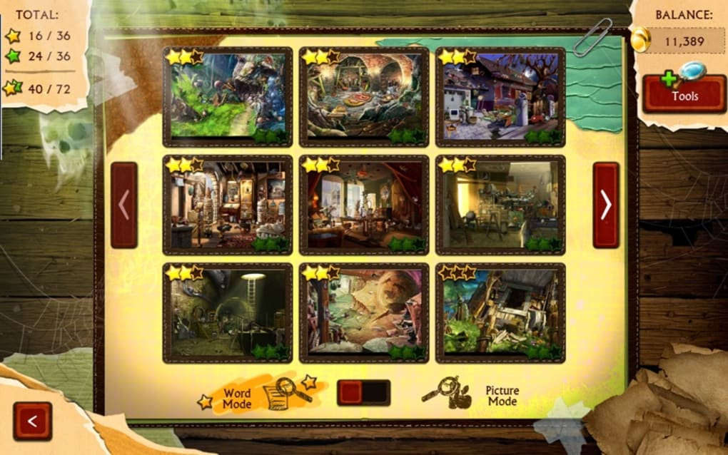 Hidden Object Fanatics Collection 11-in-1 Download For Mac