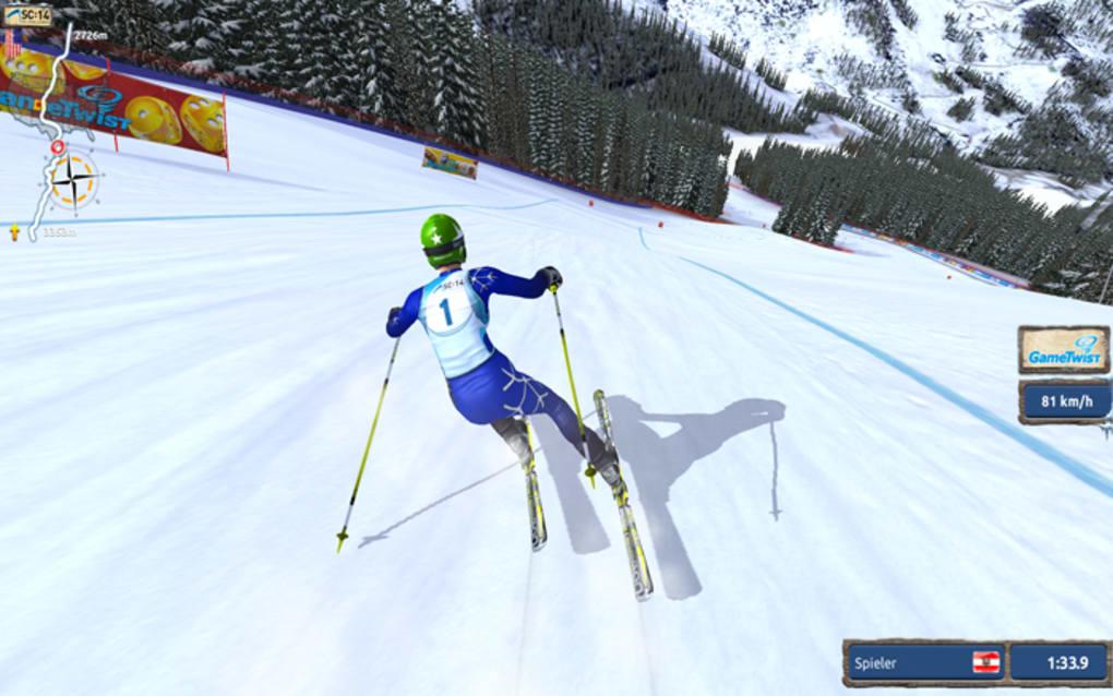 orf ski challenge 2014