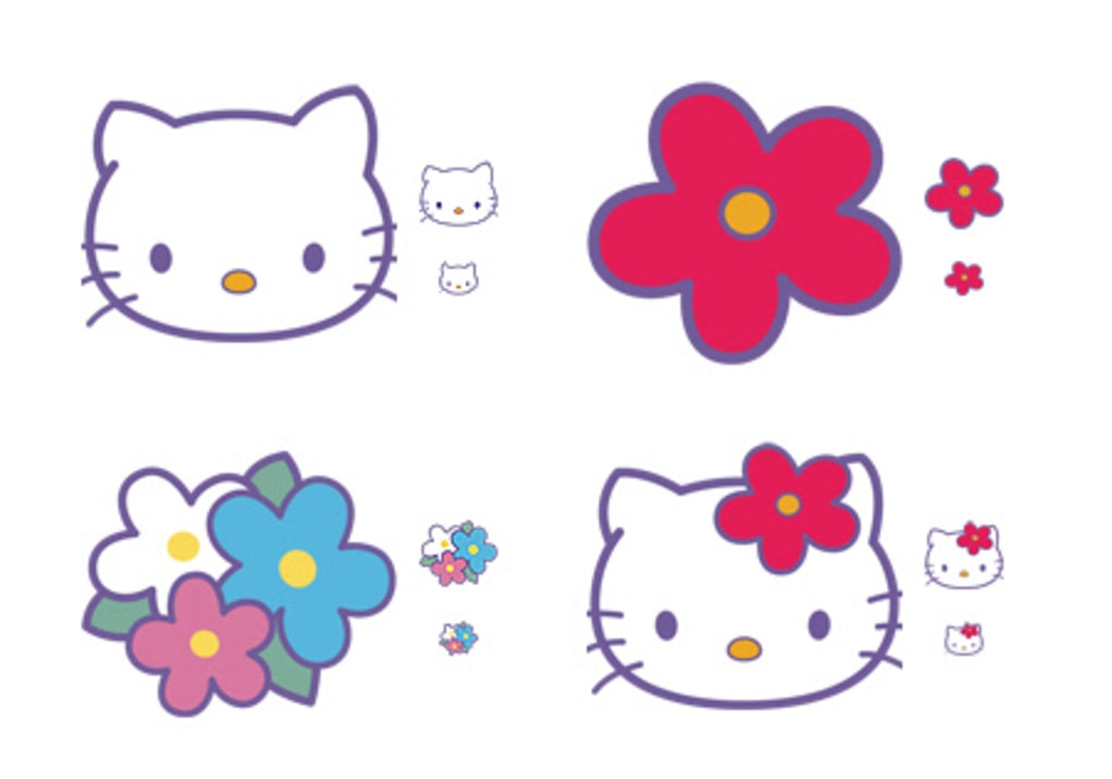 Hello Kitty Icons Download
