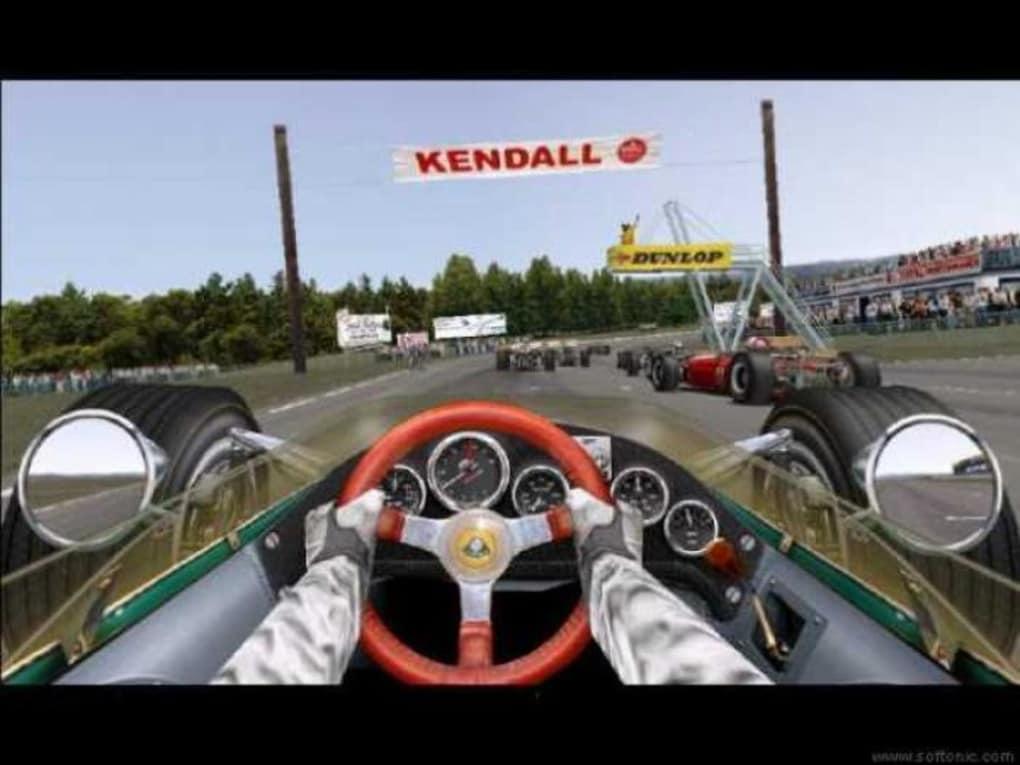 Grand Prix Legends sur PC - jeuxvideo.com