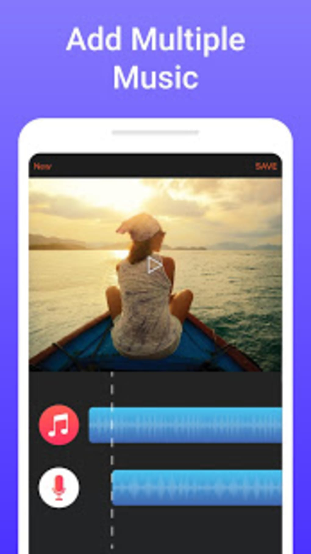 add music to video intro maker movie editing for android download. Black Bedroom Furniture Sets. Home Design Ideas