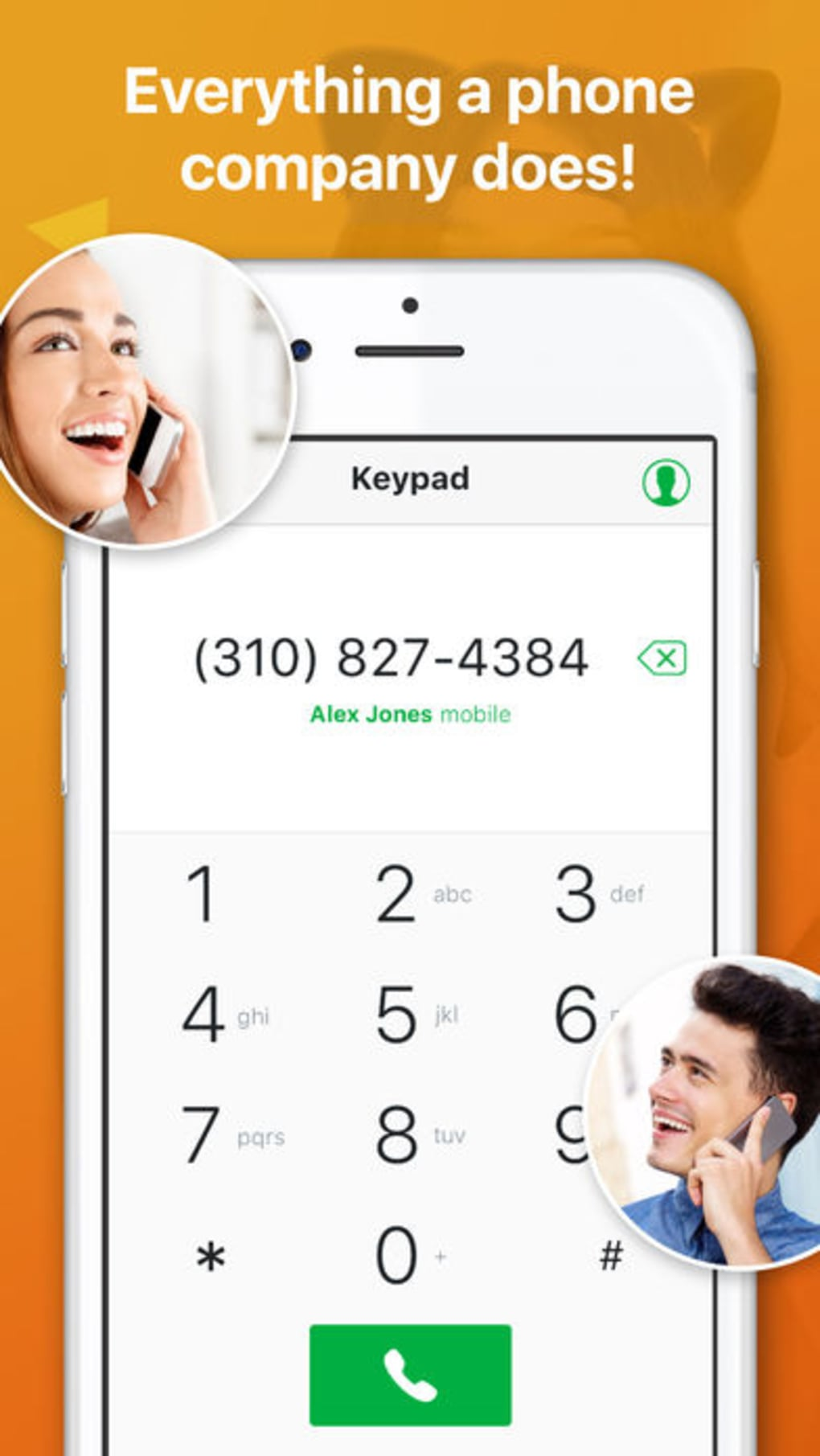 Nextplus: Private Phone Number for iPhone - Download