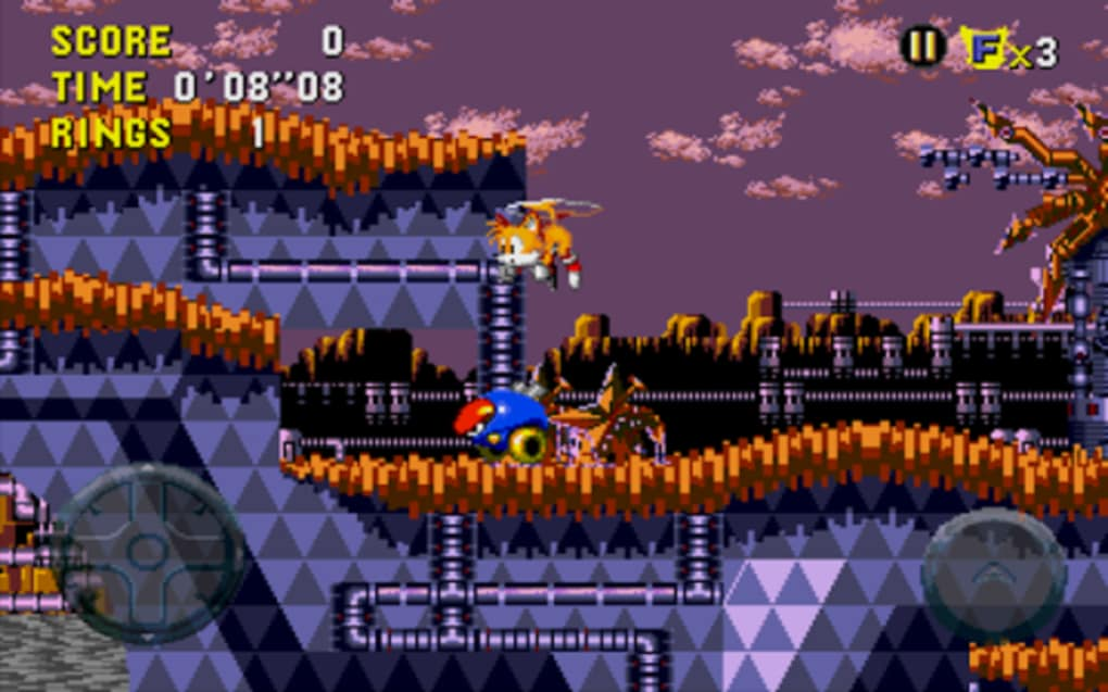 sonic cd ios free download