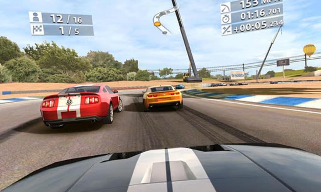 Real Racing 2 Para Android Descargar