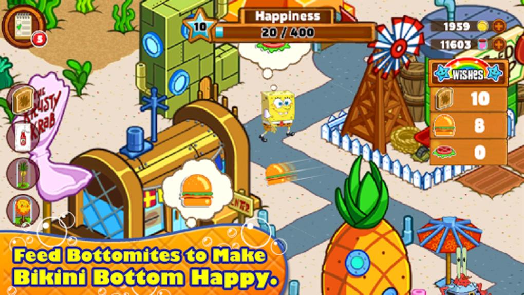 spongebob moves in free download pc