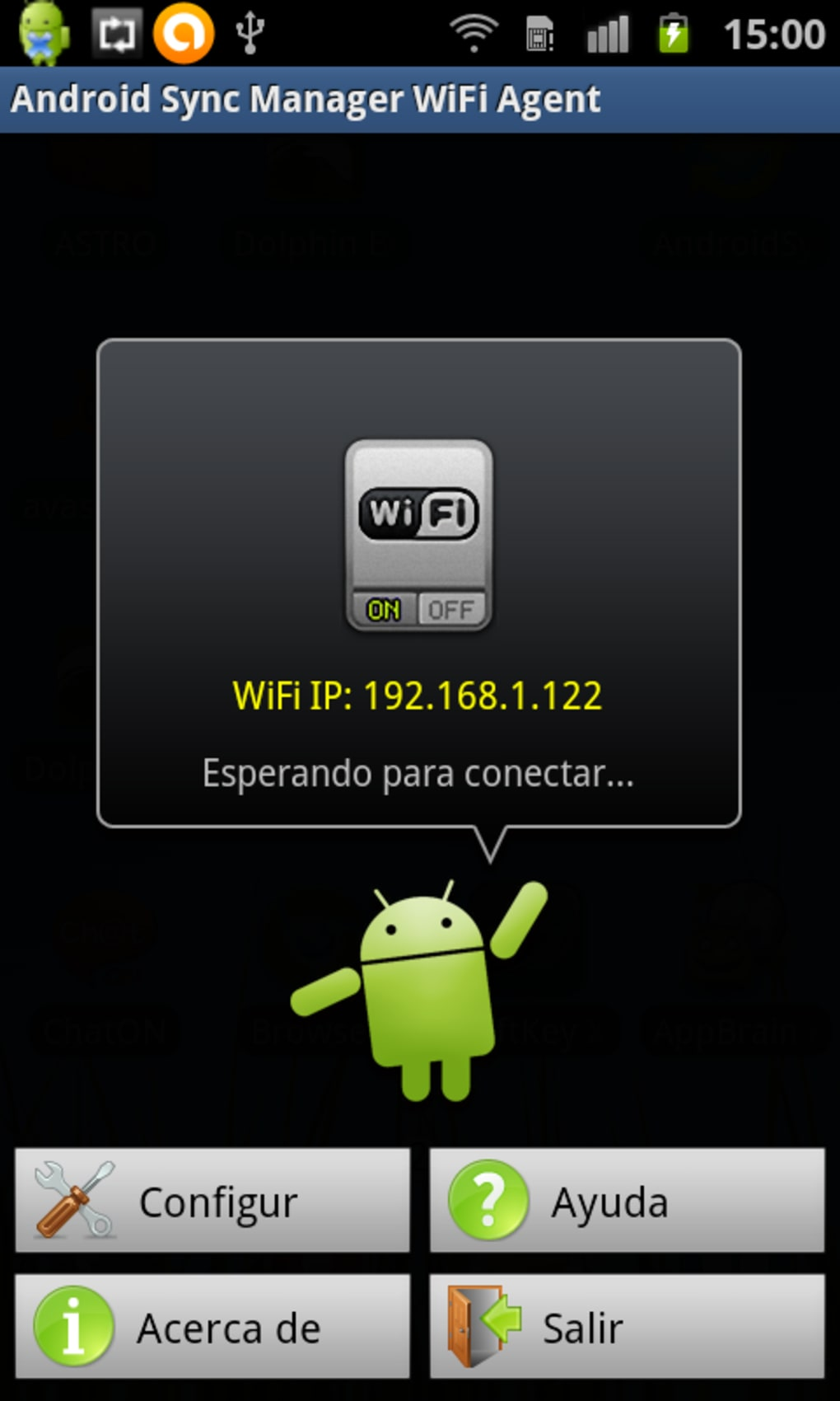 Android Itunes Agent
