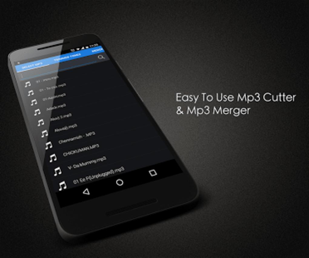audio mp3 cutter mix converter and ringtone maker app download