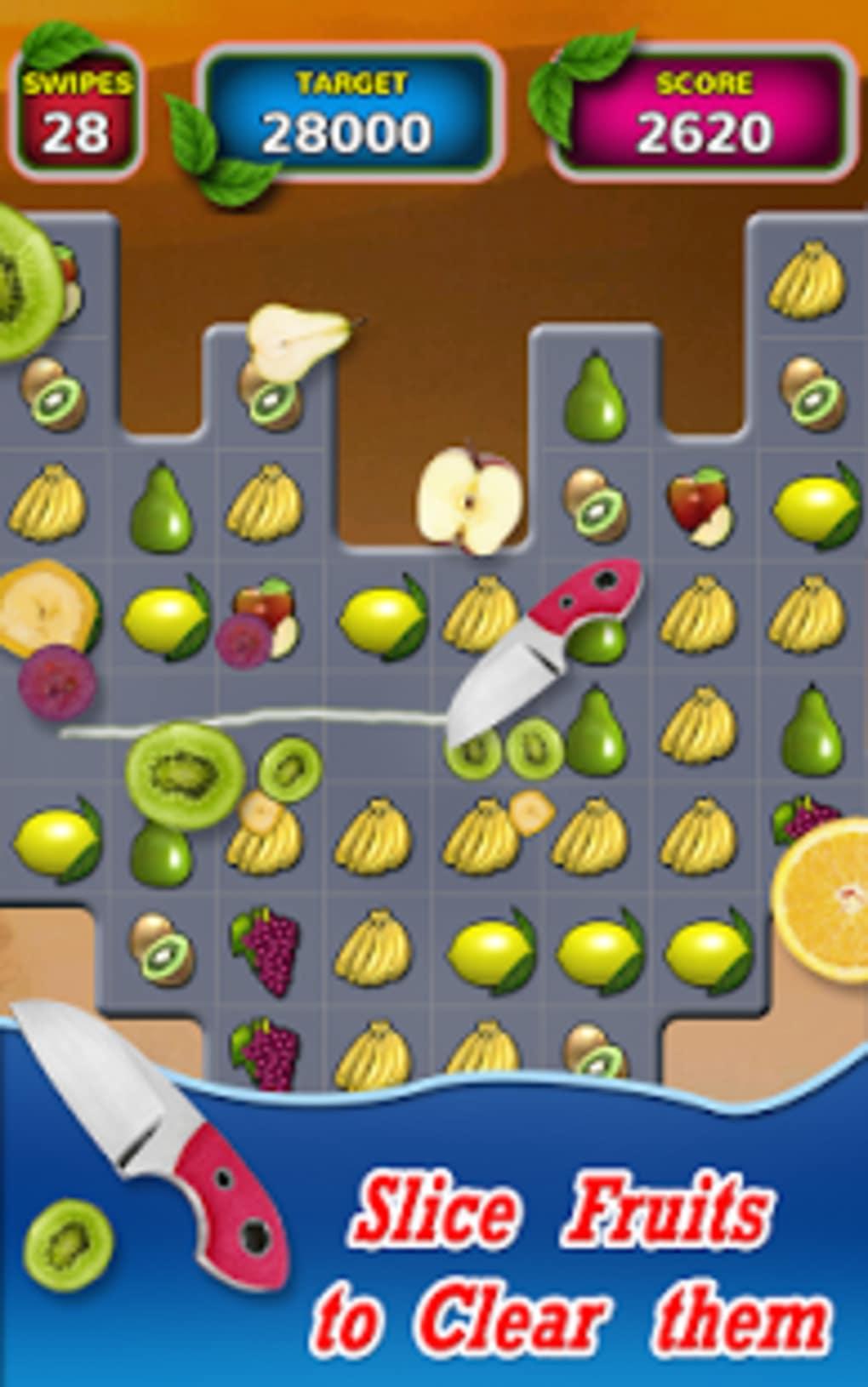 Swiped Fruits 2