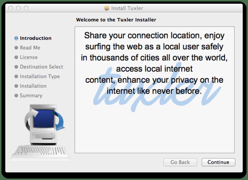Tuxler For Mac
