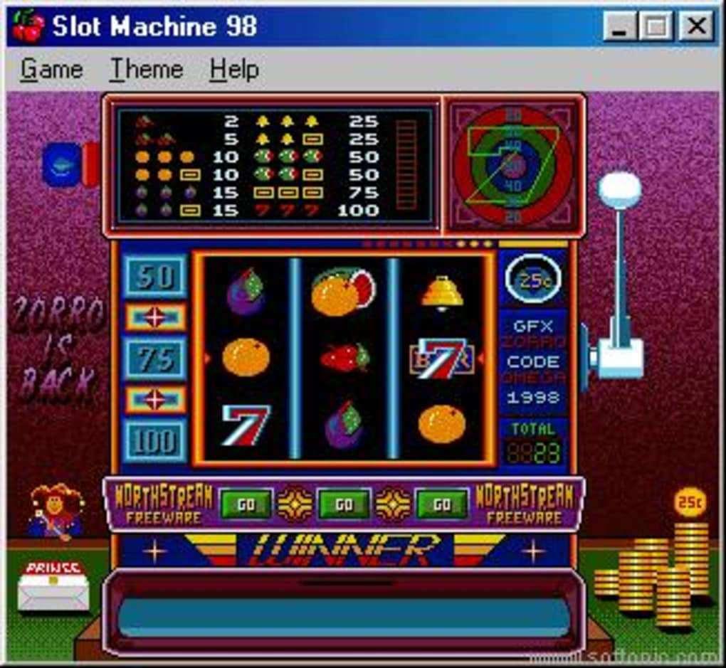 Free Computer Slot Machine Games