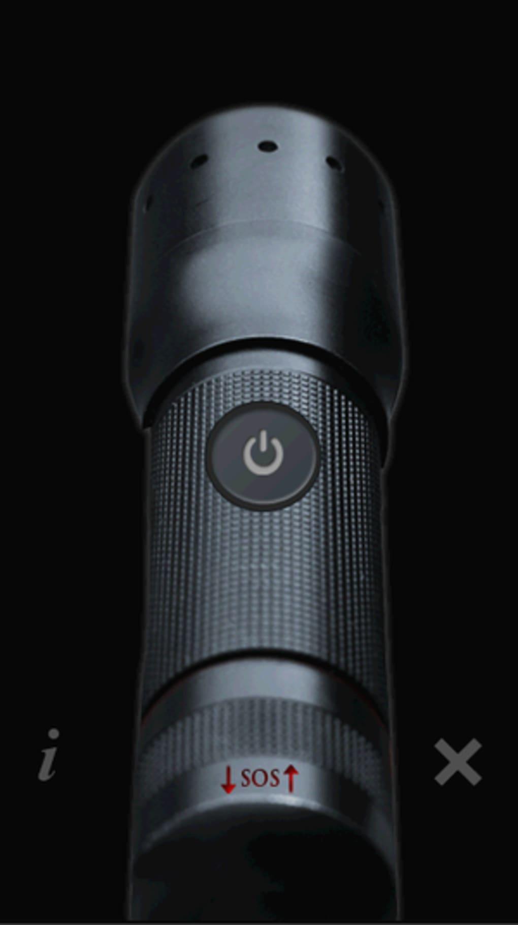 nokia 5800 el feneri programı flashlight extreme indir