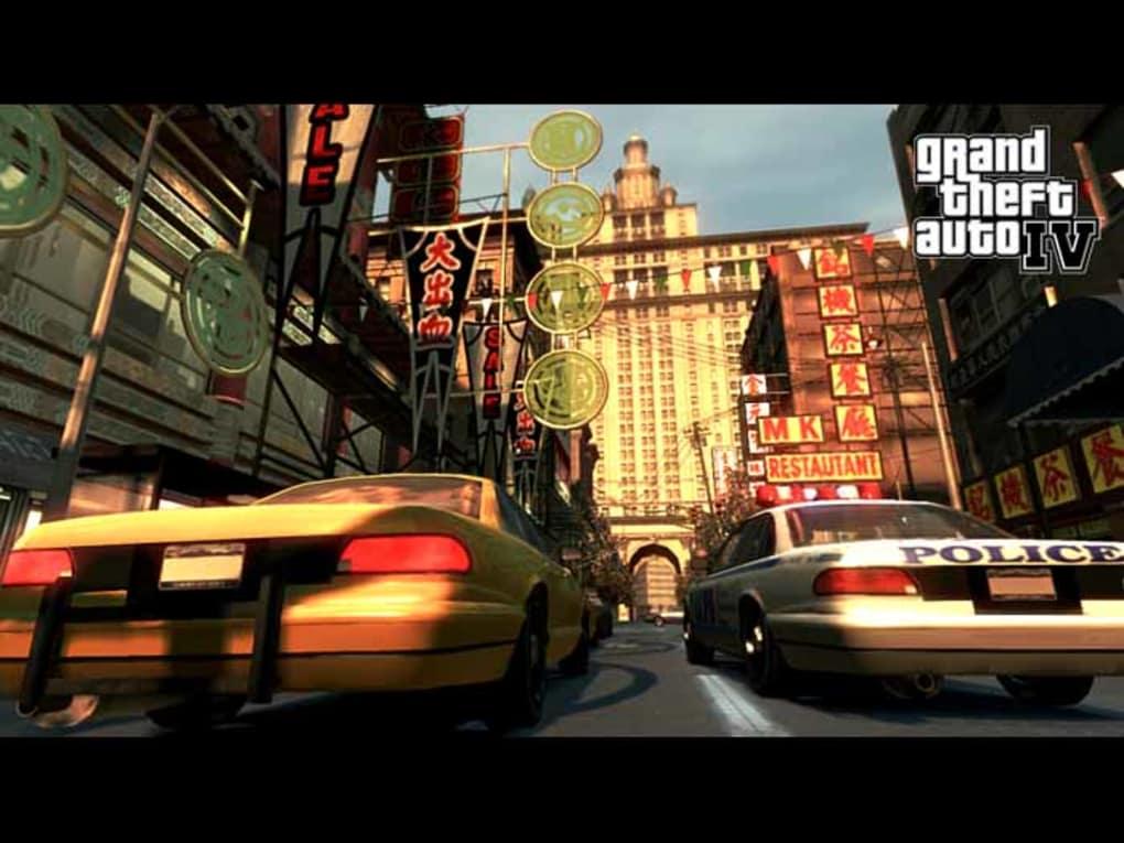 Grand Theft Auto Iv Descargar