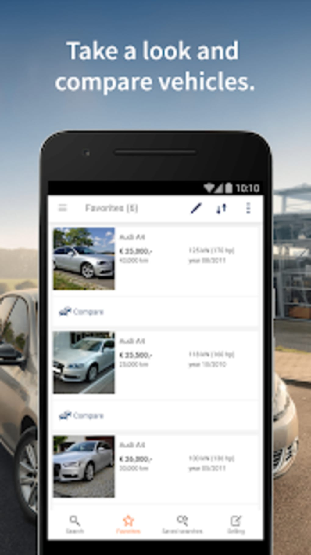 Autoscout24 Used Car Finder For Android Download