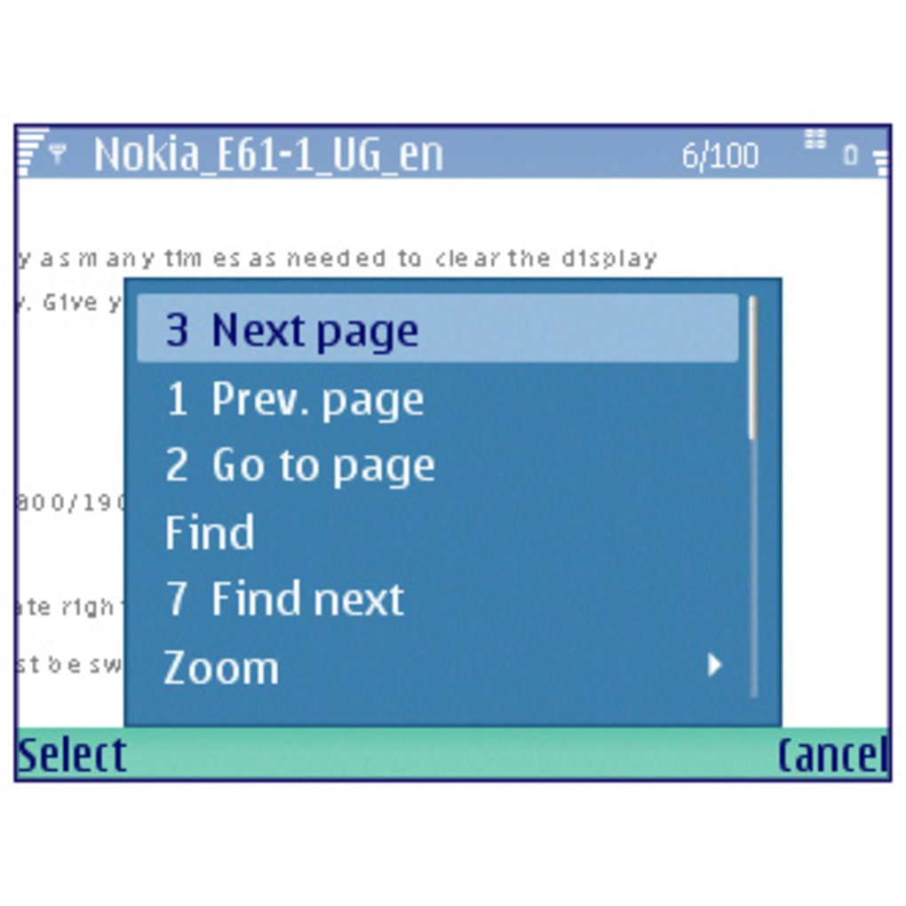 Pdf Reader For Mobile Symbian
