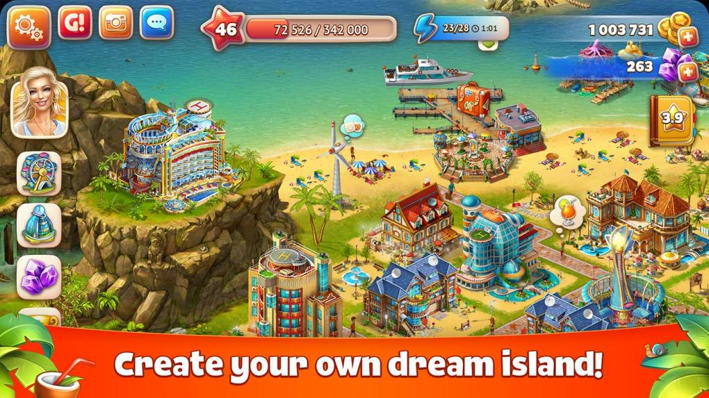 Paradise Island 2 - Download