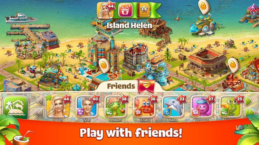 Paradise Island 2 - Download