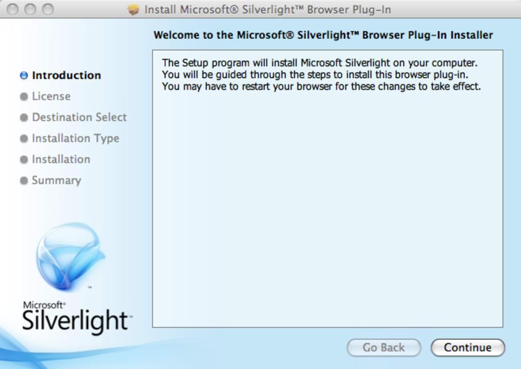 Verwonderlijk Microsoft Silverlight voor Mac - Download OV-66