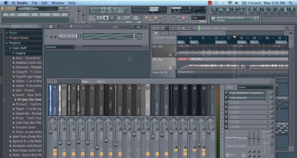 can fl studio run on mac