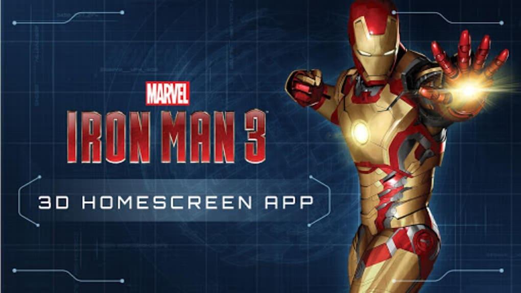 Iron Man 3 Live Wallpaper Pour Android Télécharger
