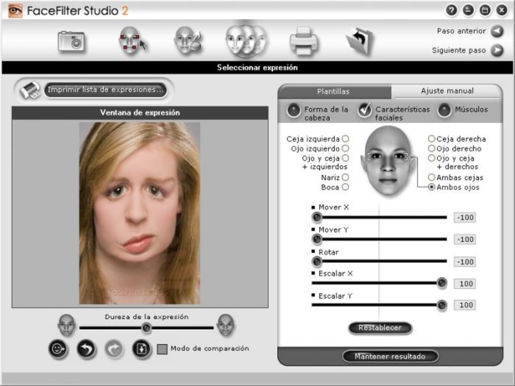 facefilter studio 2 gratuit