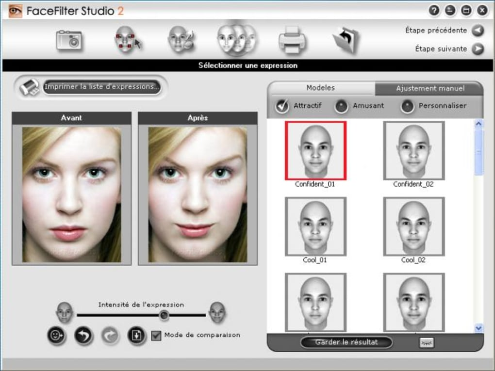 facefilter studio 2.0 gratuitement
