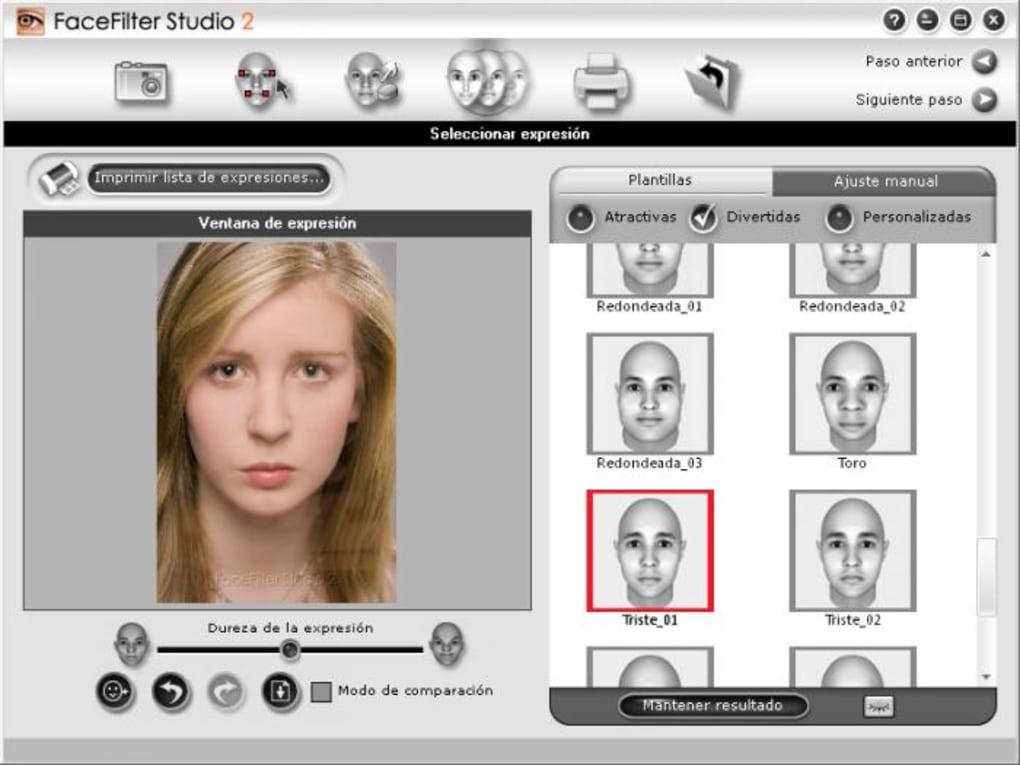 facefilter studio 2 full gratis