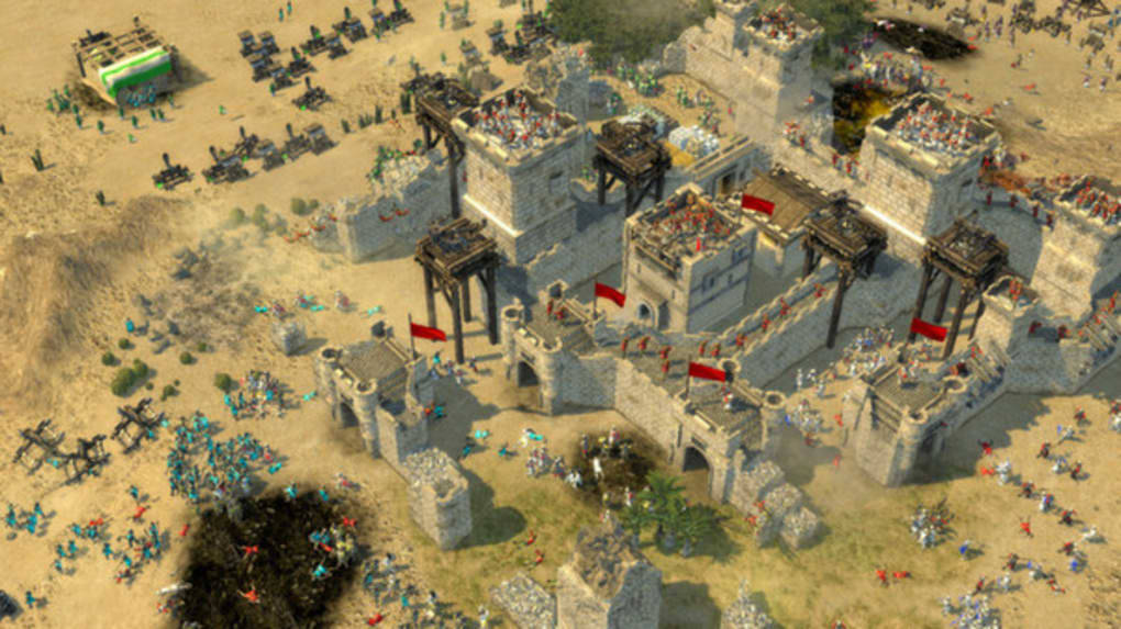 kostenlos stronghold crusader vollversion